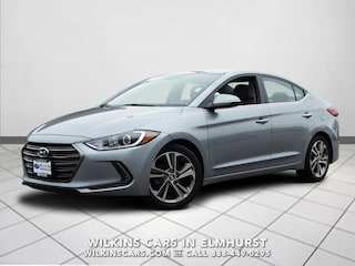 Certified 2017 Hyundai Elantra Limited 2.0L Auto (Alabama) *Ltd Avail* Sedan Elmhurst