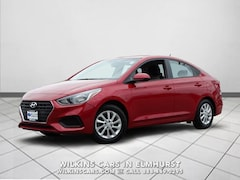 2018 Hyundai Accent SEL  Auto Sedan
