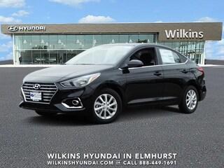 New 2019 Hyundai Accent SEL Sedan Elmhurst