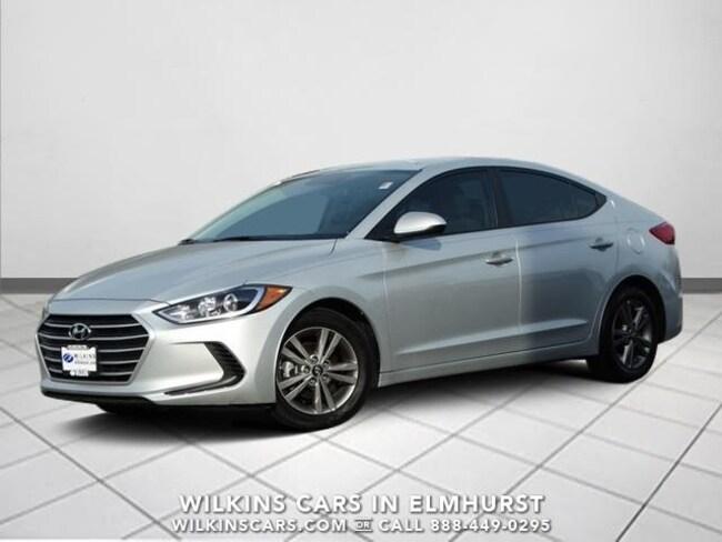 2017 Hyundai Elantra SE 2.0L Auto (Alabama) Sedan