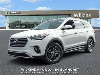 New 2018 Hyundai Santa Fe Limited Ultimate SUV Elmhurst
