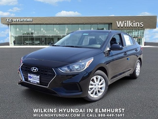 New 2018 Hyundai Accent SEL Sedan Near Chicago