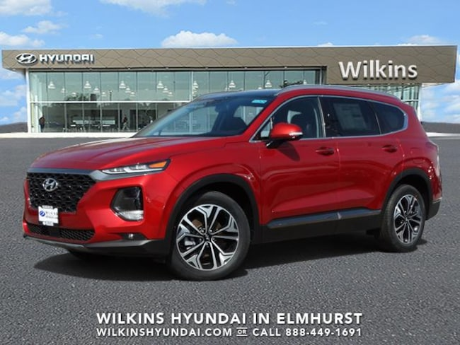 2019 Hyundai Santa Fe Limited 2.0T SUV