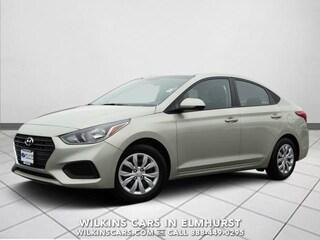 Certified 2018 Hyundai Accent Sedan Elmhurst