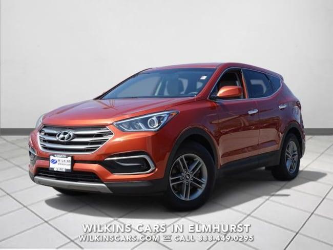 2017 Hyundai Santa Fe Sport 2.4L Auto AWD SUV