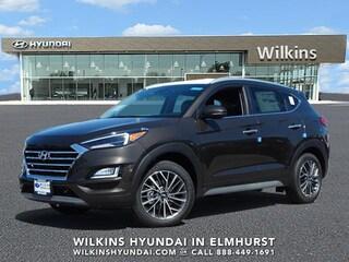New 2019 Hyundai Tucson Limited SUV Elmhurst