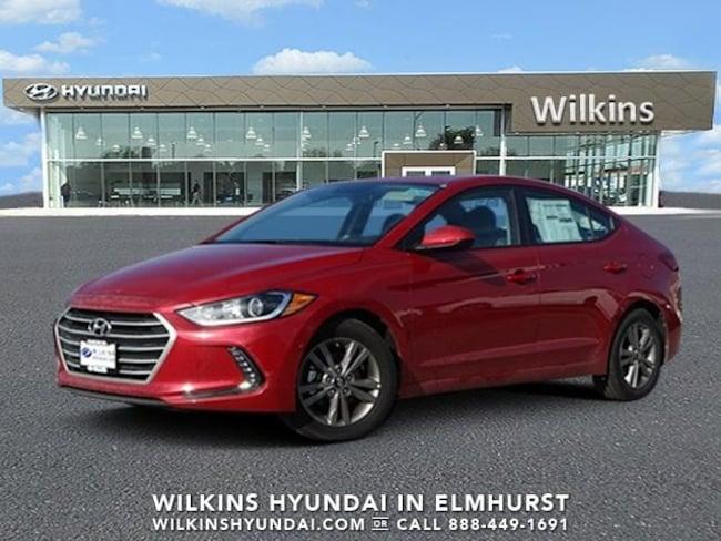 New 2019 Hyundai Elantra SEL Sedan Near Chicago