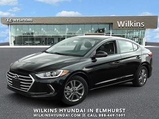 New 2018 Hyundai Elantra Value Edition Sedan Elmhurst