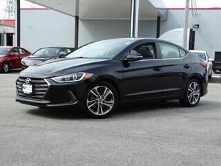 Certified 2018 Hyundai Elantra Limited 2.0L Auto (Alabama) Sedan Elmhurst