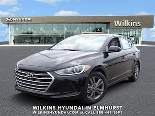 New 2018 Hyundai Elantra SEL Sedan Elmhurst