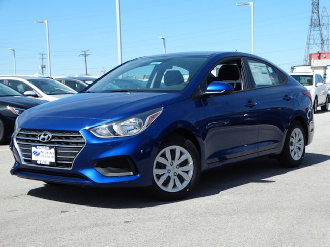 New 2019 Hyundai Accent SE Sedan Near Chicago