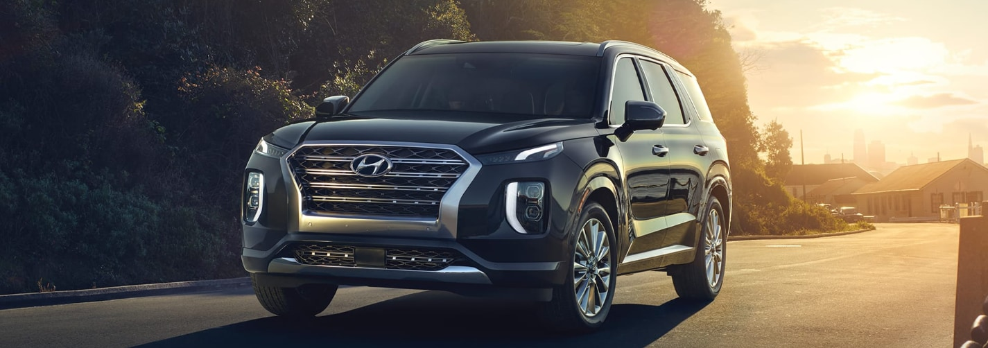 New 2020 Hyundai Palisades at Wilkins Hyundai in Elmhurst