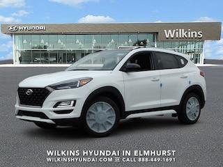 New 2019 Hyundai Tucson Night w/ULEV SUV Elmhurst
