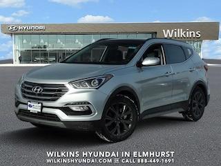 New 2018 Hyundai Santa Fe Sport 2.0L Turbo Ultimate SUV Elmhurst