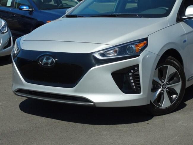 Certified 2017 Hyundai Ioniq Electric Limited Chicago Elmhurst