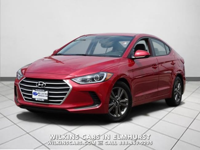 2017 Hyundai Elantra SE 2.0L Auto (Alabama) *Ltd Avail* Sedan