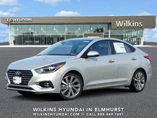 New 2019 Hyundai Accent Limited Sedan Elmhurst