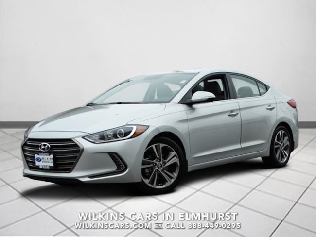 2017 Hyundai Elantra Limited 2.0L Auto (Alabama) *Ltd Avail* Sedan