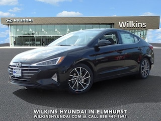 New 2019 Hyundai Elantra Limited Sedan Elmhurst