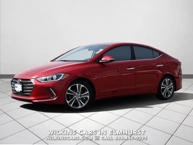 2017 Hyundai Elantra Limited 2.0L Auto (Alabama) *Ltd Avail* Sedan
