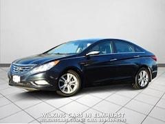 2012 Hyundai Sonata 2.4L Auto Limited Sedan