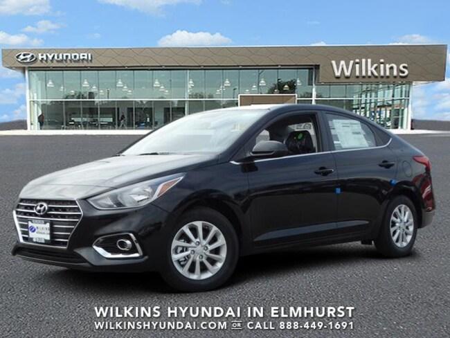 New 2019 Hyundai Accent SEL Sedan Near Chicago