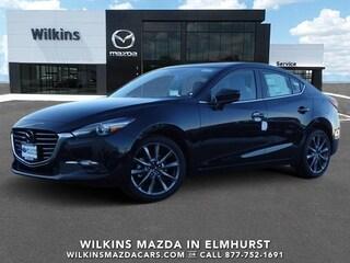 New 2018 Mazda Mazda3 Grand Touring Sedan Near Chicago