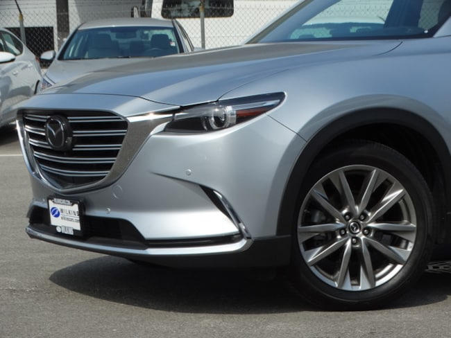 Certified 2019 Mazda Cx 9 Serving Chicago Downers Grove