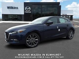 New 2018 Mazda Mazda3 Grand Touring Hatchback Near Chicago