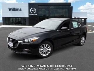 New 2018 Mazda Mazda3 Sport Sedan Near Chicago