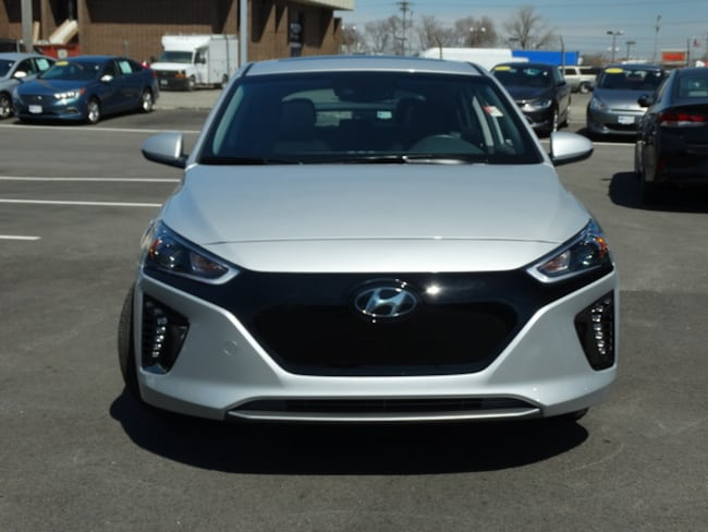 Certified 2017 Hyundai Ioniq Electric Limited Serving Chicago