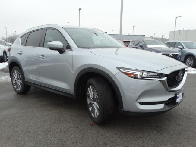 New 2019 Mazda Cx 5 Grand Touring Awd For Sale Near