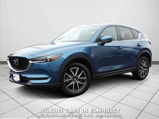 Certified 2018 Mazda CX-5 Grand Touring FWD SUV Near Chicago
