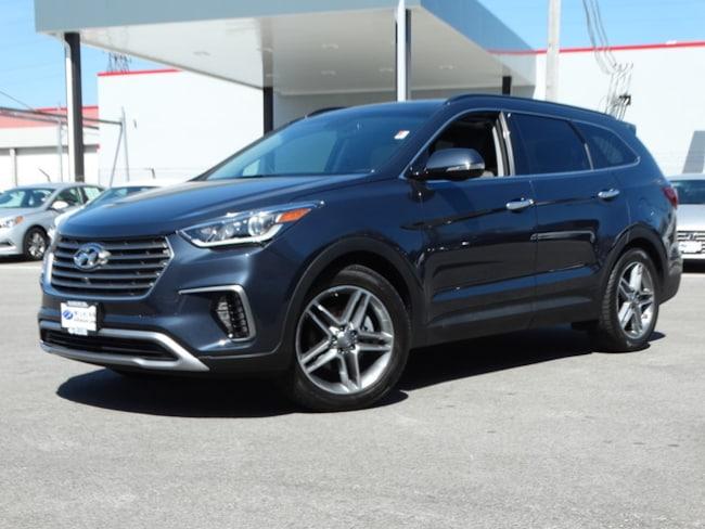 Used 2017 Hyundai Santa Fe SE Ultimate 3.3L Auto AWD SUV Near Chicago