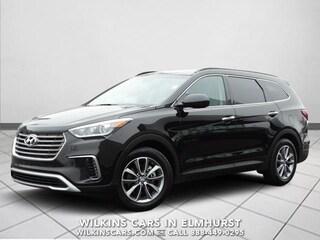 2018 Hyundai Santa Fe SE 3.3L Auto AWD SUV