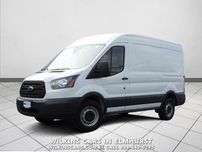 Used 2018 Ford Transit-250 Van Near Chicago