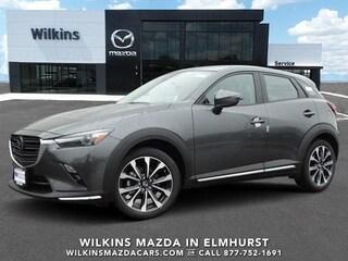New 2019 Mazda Mazda CX-3 Grand Touring SUV Near Chicago
