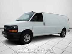 2018 Chevrolet Express Cargo Van RWD 2500 155 Van