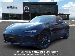 New 2019 Mazda Mazda MX-5 Miata RF Grand Touring Coupe Near Chicago