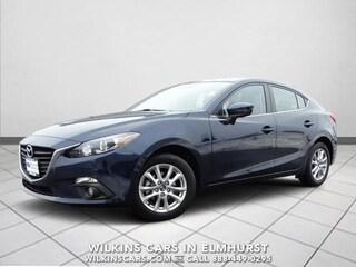 Used 2015 Mazda Mazda3 Sedan Near Chicago