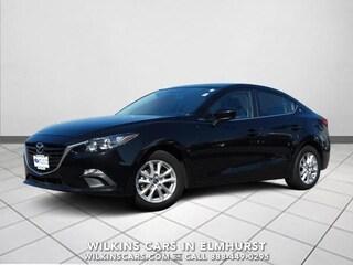 Used 2016 Mazda Mazda3 Sedan Near Chicago