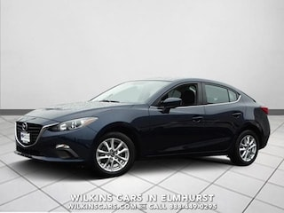Certified 2016 Mazda Mazda3 Auto i Sport Sedan Near Chicago