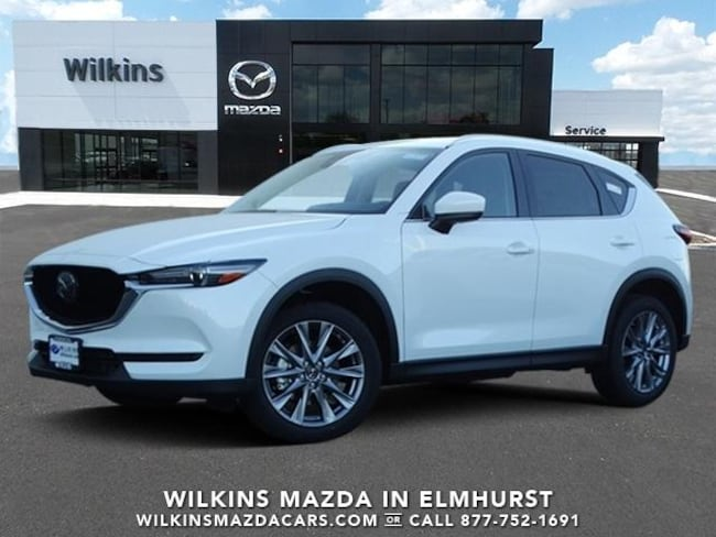 New 2019 Mazda Mazda Cx 5 Grand Touring Reserve For Sale Near