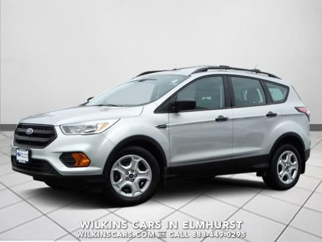 Used 2017 Ford Escape SUV Near Chicago