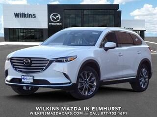 New 2019 Mazda Mazda CX-9 Grand Touring SUV Near Chicago