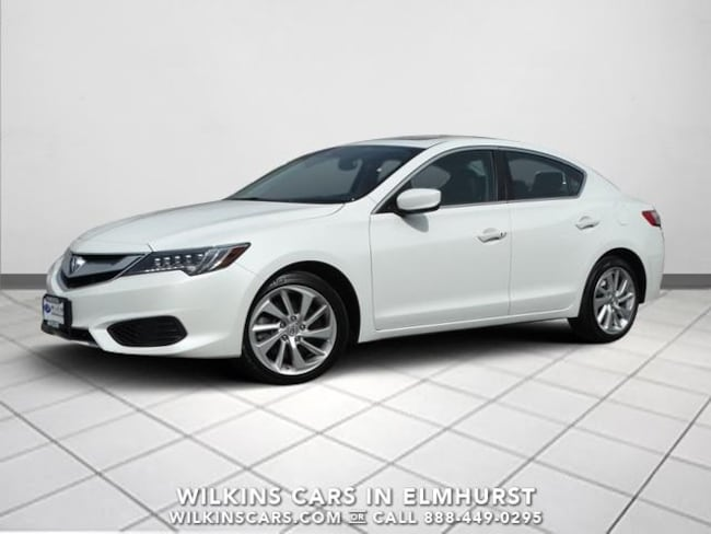 Used 2016 Acura ILX w/Premium Pkg Sedan Near Chicago