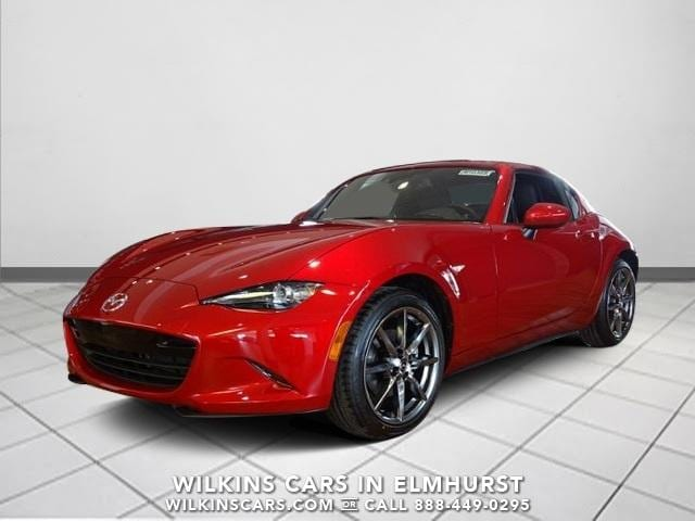 2017 Mazda MX-5 Miata RF Grand Touring Auto Coupe