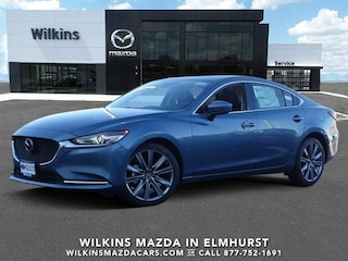 New 2018 Mazda Mazda6 Grand Touring Reserve Sedan Near Chicago