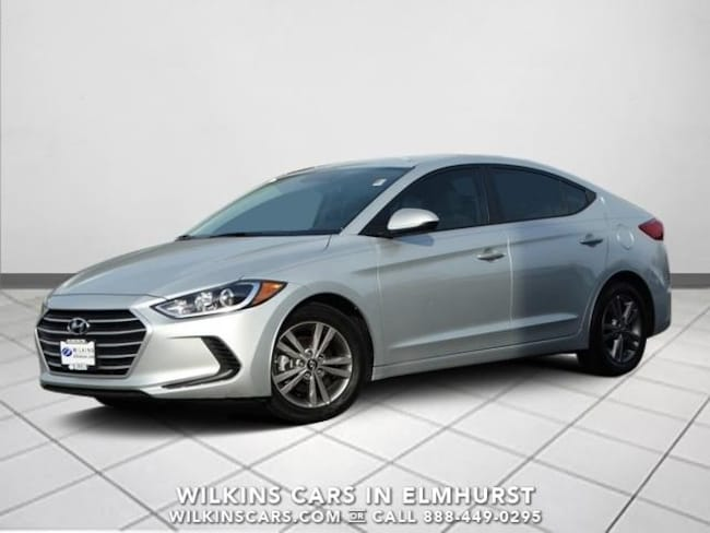 Certified 2017 Hyundai Elantra SE 2.0L Auto (Alabama) Sedan Chicago
