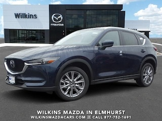 New 2019 Mazda Mazda CX-5 Grand Touring SUV Near Chicago